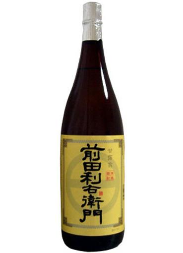 芋焼酎 前田利右衛門 25度 1.8L