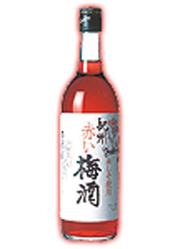赤い梅酒 720ml