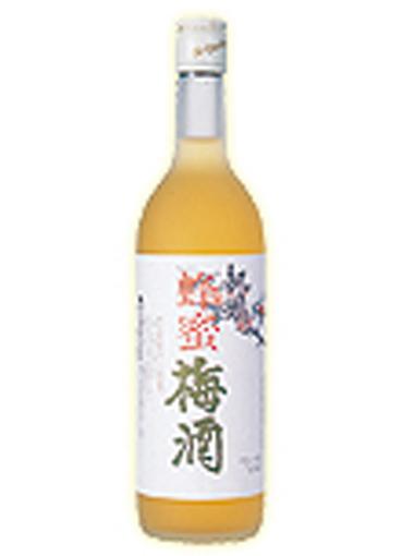 蜂蜜梅酒 720ml