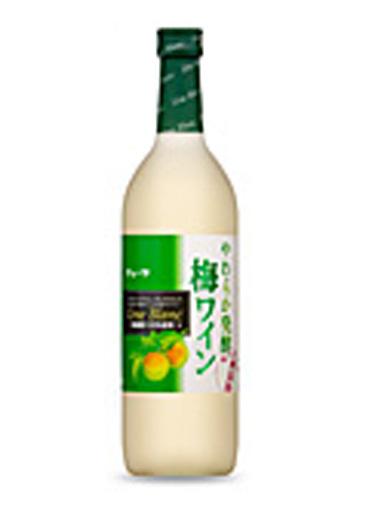 チョーヤ やわらか発酵梅ワイン (やや甘口) 720ml