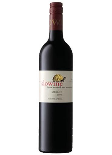 スローワイン・メルロ (赤・ミディアム) 750ml