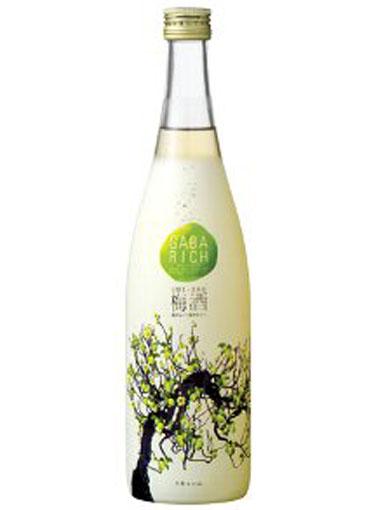 ギャバリッチ梅酒 720ml